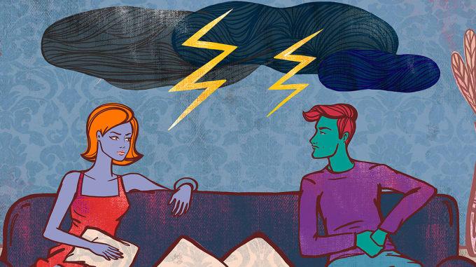 روابط افراد دچار اختلال شخصیت